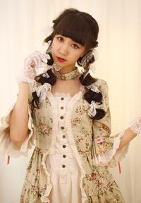 姫ロリータの髪型