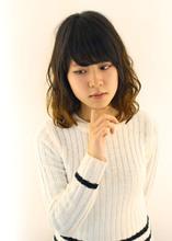 パーマスタイル|B2C梅田のヘアスタイル