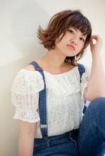 ボブカット|B2C梅田のヘアスタイル