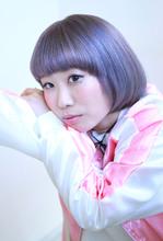ハイトーンカラー|B2C梅田のヘアスタイル