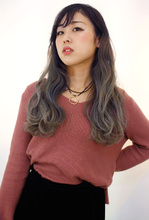 失敗しないオシャレグラデーションカラー|B2C梅田のヘアスタイル