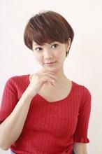 清潔感のある小顔ショートボブ|BiBi のヘアスタイル