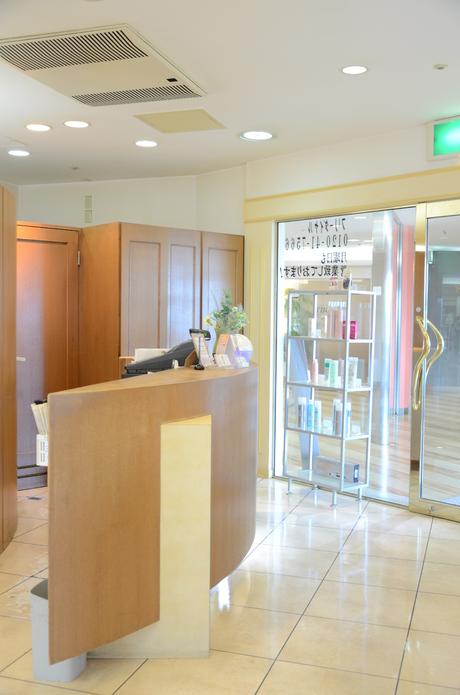美容室ビッグアイ MEW阪急桂店