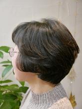 |弱酸性ベル・ジュバンスの店 美容室ノリのヘアスタイル