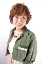軽やかショートボブ|PACE hair make color 今福本店のヘアスタイル