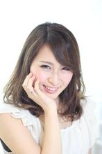 誰でも似合う春フェミニン☆|Buzz salon for hair    〜素材(髪)を大切に〜のヘアスタイル