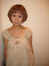 襟足をギリギリまで切った、ショートボブ。|Buzz salon for hair    〜素材(髪)を大切に〜のヘアスタイル