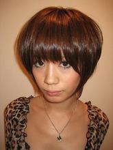 トップにボリュームがあるショート。|Buzz salon for hair    〜素材(髪)を大切に〜のヘアスタイル