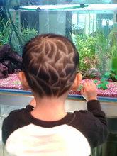 ★ボーズにインパクトを★|美容室 C'EST lA'ViEのキッズヘアスタイル