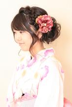 日本の夏といえば。。|COTY 宝塚のヘアスタイル