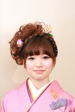 CUTE na 『和』|COTY 宝塚のヘアスタイル