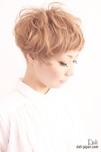 キュートなショートスタイル|Dali hair design  ダリ梅田店のヘアスタイル