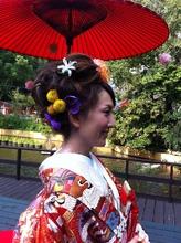  美容室 エリザベスのヘアスタイル