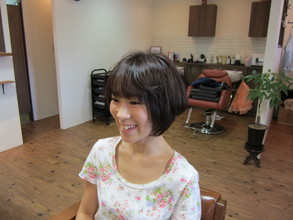 グラボブ!!|eternity hairのヘアスタイル
