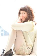ふんわりしたほつれウェーブ!ツヤ感ある重めの美髪スタイル☆|Euphoria +e【ユーフォリア・イー】60階通り店のヘアスタイル