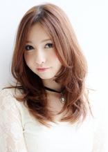 アレンジも簡単、小顔に決まる 伸ばしかけにも☆|Euphoria GINZAのヘアスタイル