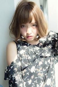 【Euphoria銀座本店】甘辛MIXが織りなす奇跡のボブ☆