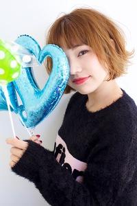 【EuphoriaHARAJUKU】☆茶目っ気たっぷりカジュアルボブ☆