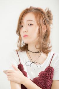 【Euphoria】メッシーバン★アレンジヘア