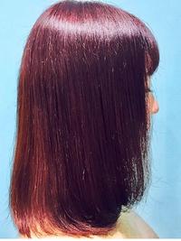 【EuphoriaHARAJUKU】おピンク惚れcolor代表☆担当関口