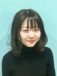 【Euphoria】グレージュ×レイヤーロブ 担当黒田