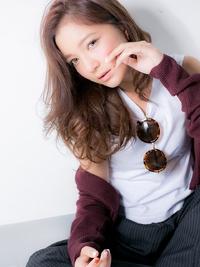 【Euphoria】気負わない色気を作る☆カーリーロング
