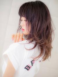 【Euphoria】ラフ+色気☆イケテル女子の無造作フェロセミディ