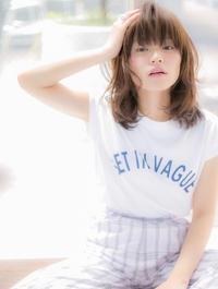 【Euphoria】メリハリ感が可愛い☆丸み×くびれマッシュウルフ