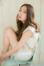 【Euphoria】☆ヘルシーロングで甘辛ミックス☆|Euphoria +n【ユーフォリア・エヌ】サンシャイン通り店のヘアスタイル