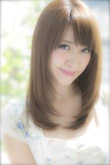 シルキーローレイヤースタイル|Euphoria SHIBUYA GRANDEのヘアスタイル