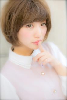 モテ必至☆ふんわり愛されショートボブ|Euphoria SHIBUYA GRANDEのヘアスタイル