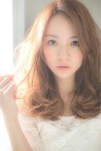 【Euphoria】ときめきがホワンと香る☆本命女子のシフォンヘア|Euphoria【ユーフォリア】新宿通りのヘアスタイル