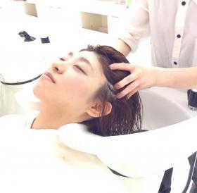 Hair Texture Care Head Spa