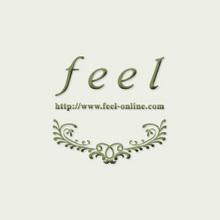 feel  | フィール  のロゴ