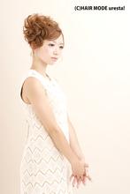 可愛い中に気品を漂わせるスタイル|FEERIE GINZAのヘアスタイル