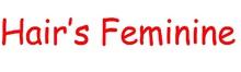 Hair's Feminine 宝塚中山店 | ヘアーズ フェミニン タカラヅカ ナカヤマテン のロゴ