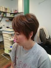 爽やかな|atelier Fish&Flower 箱作本店のヘアスタイル
