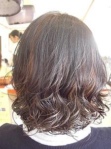 BXOパーマ|フレンド美容室のヘアスタイル