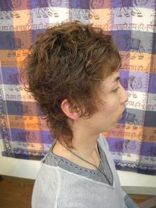 フレンドパーマ|フレンド美容室のヘアスタイル
