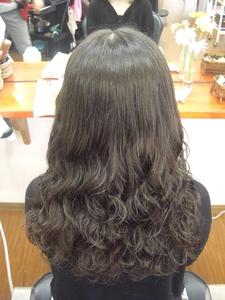 しっかりクルクル|フレンド美容室のヘアスタイル