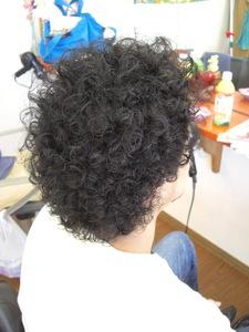 naturalにボンバー☆|フレンド美容室のヘアスタイル
