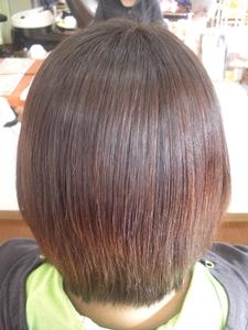ツヤ、ハリ、手触りが格段に違う!!!|フレンド美容室のヘアスタイル
