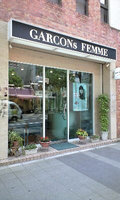 GARCONs FEMME
