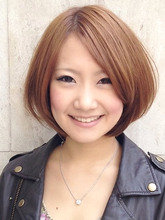 ☆小顔ボブ☆ GUZZLE HARAJUKUのヘアスタイル