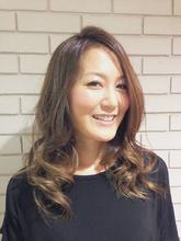 大人グラデーション|風 〜fuu〜のヘアスタイル
