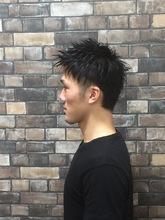 男らしさアップ!!|harmony's'MOVE     のメンズヘアスタイル