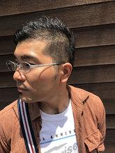 爽やかメンズスタイル|hair Shantii 河内国分店のメンズヘアスタイル