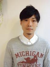 ツーブロック☆ショート|HACHIのメンズヘアスタイル