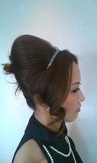 エレガンススタイル|HAIR*LIBURのヘアスタイル