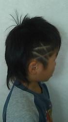 ちびっこストリートBOY|HAIR*LIBURのキッズヘアスタイル